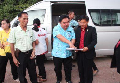 คณะผู้บริหารฯ ร่วมลงพื้นที่การทำประชาคมกับชุมชนฯ